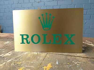 Shop Display Rolex Watch Company   Watch Stand Submariner Daytona Oyster Rare  • 80£
