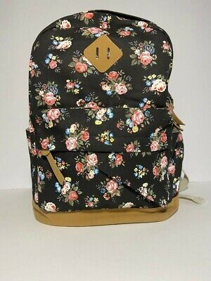 Approach Fashion In My Way Rucksack Backpack Bag Flower New Uk Seller • 8.95£