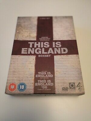£14.99 • Buy This Is England - 4 Disc Set Collectors Edition DVD