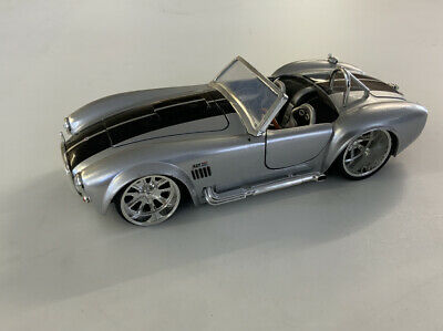 Shelby Ac Cobra Diecast Model 1 :24 Scale  • 24.99£