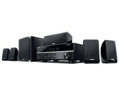 Yamaha HOME CINEMA - HTR-2067 Receiver With NS-SWP20 5.1 Speaker ( YHT-1810 ) • 235£
