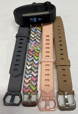 $ CDN32.40 • Buy Fitbit ALTA HR Wristband Activity Tracker FB408 Size Small & Large Bands