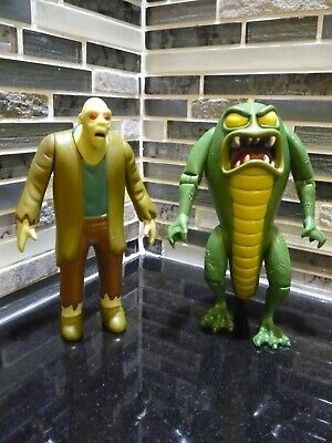 £12 • Buy Scooby-doo Hanna Barbera Beast Of Bottomless Lake And Zombie 5  Action Toys