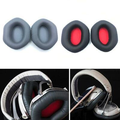 Foam Ear Pads Pillow Cushion For V-MODA XS Crossfade M-100 LP2 LP DJ Headphones • 4.41£
