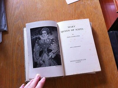 Mary Queen Of Scots By Eric Linklater  (1952) • 4£