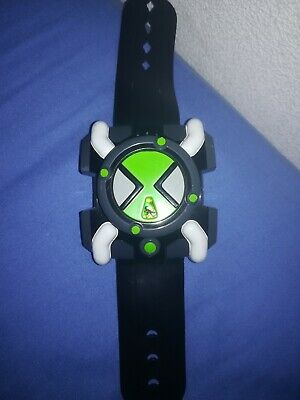 RARE 2006 Ben 10 Omnitrix FX Watch Toy W/ Lights & Sounds Fantastic Condition • 19.99£