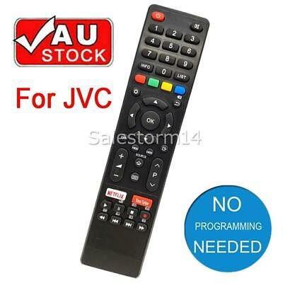 AU21.85 • Buy For Jvc Tv Remote Control Rm-c3227 Rmc3227