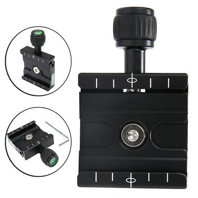 For Arca SWISS Manfrotto Gitzo Tripod Ball Head QR- 50 Clamp Quick Release Plate • 7.49£