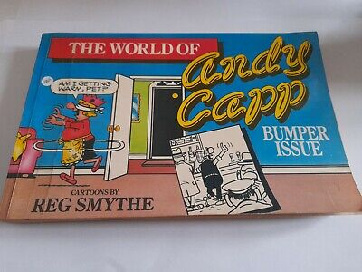 £3.99 • Buy The World Of Andy Capp Bumper Issue, 1985