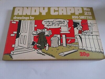Andy Capp Book No 29, 1972 • 4.50£