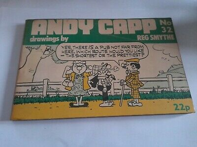Andy Capp Book No 32, 1974 • 4.50£