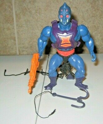 $22.50 • Buy Webstor W Weapon Masters Of The Universe He-Man Figure Lot MOTU Mattel Rare