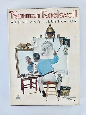 $ CDN60.74 • Buy Norman Rockwell : Artist And Illustrator By Rockwell (1970, Hardcover)