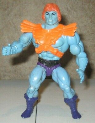 $26 • Buy Faker Masters Of The Universe He-Man Action Figure Lot MOTU Mattel Rare Vintage