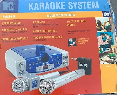 Karaoke System With with 3 Extra Mics • 12.50£