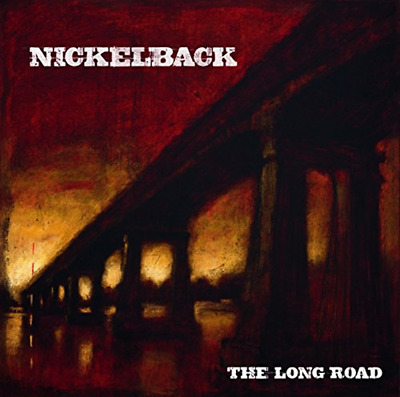 The Long Road - Nickelback (CD) (2003) • 1.79£