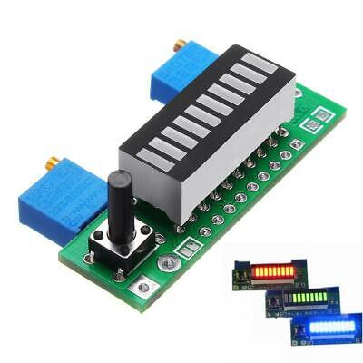 £4.62 • Buy LM3914 Battery Capacity Indicator Module LED Power Level Tester Display Board
