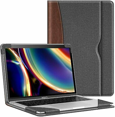 $21.39 • Buy Case For MacBook Air 13 / Pro 13 A2337 A2338 M1 Protective Folio Book Cover