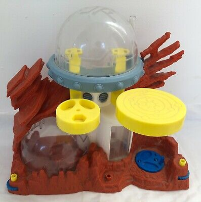 Fisher Price Imaginext Space Station Moon Base Sci Fi Toy Kids Boy Girl Gift  • 12.95£
