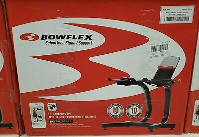 $ CDN347.44 • Buy Bowflex SelectTech Dumbbell Stand With Media Rack Compatible W/ 552 & 1090