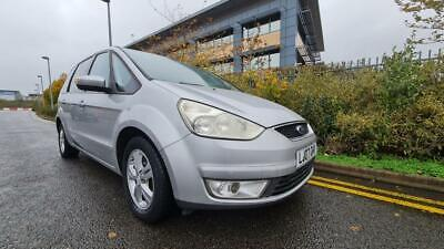 2007 Ford Galaxy Zetec 1.8 Tdci (125ps) 7 Seater Diesel 1.8 • 3,495£