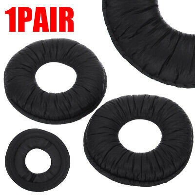 £4.59 • Buy 2pcs Replacement Ear Pad Cushion For SONY MDR-ZX100 ZX300 ZX330BT Headphone UK