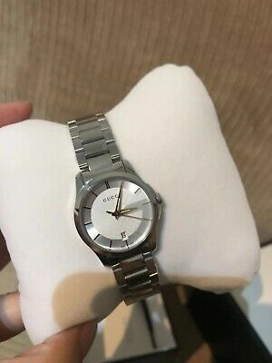 AU725.99 • Buy Brand New Authentic Gucci G-timeless 27mm Women Watch In Box