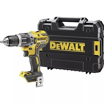 View Details Dewalt 'G2' Compact Brushless Combi Drill C/w Tstak Case • 71.95£
