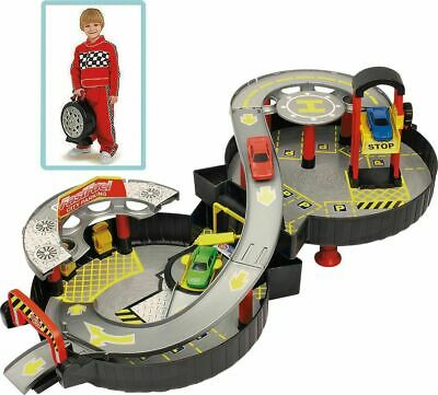 £15.99 • Buy Chad Valley Foldable Wheel Garage Playset With Car