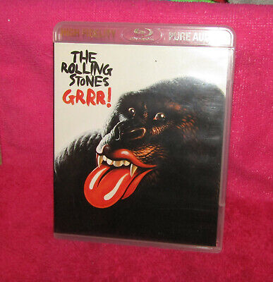 The Rolling Stones: GRRR! High Fidelity Pure Audio Blu-Ray  • 69.99£