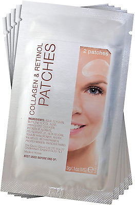 Rio Beauty 60 Second Face Lift Facial Toner Replacement Patches • 18.74£