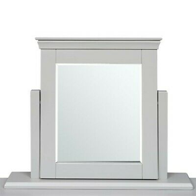 Cotswold Co Chantilly Pebble Grey Dressing Table Mirror Brand New In Box • 40£