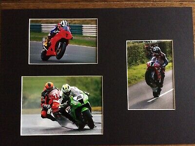 Michael Dunlop Signed Display • 15£