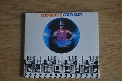 Rodriguez - Cold Fact (CD) • 49.99£
