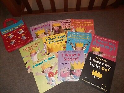 Little Princess Book Collection • 10£