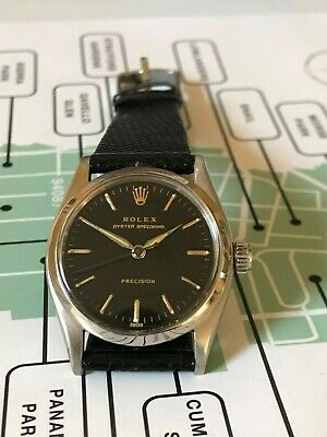 $ CDN2411.29 • Buy Vintage 1958 Rolex Oyster Speedking Midsize Men's Watch, Ref 6421