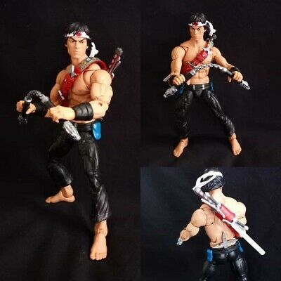 $ CDN79.71 • Buy GI Joe Classified Quick Kick Custom Action Figure Marvel Legends DC Multiverse