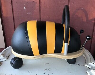 £28.75 • Buy Original Prince Lionheart Sm. Wheely Bug Ride-On Toy Bumble Bee 15  Long 1.5 Yr