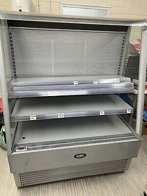 Commercial Multideck/Open Front Display Chiller Grab And Go Fridge Foster Unit • 475£