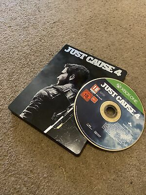Just Cause 4 (Steelbook) (Xbox One), Very Good Xbox One,Xbox One,Xbox One Video  • 3.70£
