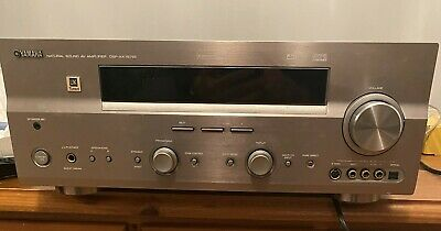 Yamaha DSP-AX757SE Stereo Power Amplifier • 0.01£