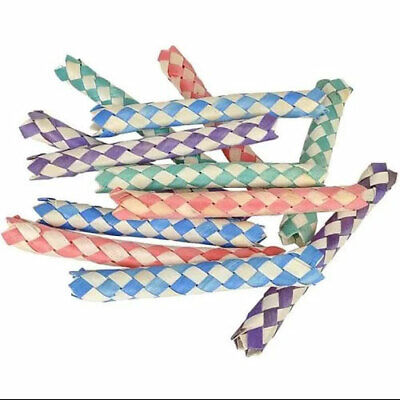 £4.31 • Buy Chinese Finger Traps 10