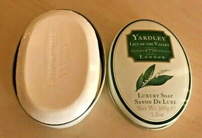 Yardley Lily Of The Valley Luxury Perfumed Soap • 9.90£