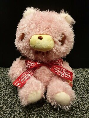 Gloomy Bear Japan Kawaii Emo Goth Blood Plush Toy Rare Limited Edition • 10£