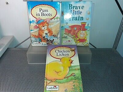Ladybird Tales 3 Picture Books Collection  • 2£