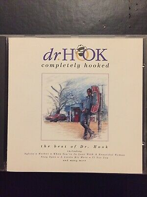Dr Hook Completely Hooked Used 20 Track Greatest Hits Cd 70s 80s Pop Rock • 3.50£