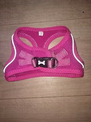 Pets At Home Pink Dog Harness For Small Dog • 0.99£