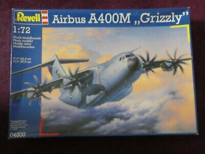 Brand New Revell Airbus A400M   Grizzly  1/72 Scale • 45£
