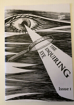 The Enquiring Eye Magazine (Witchcraft And Magic) - Issue 1  • 4.10£