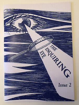 The Enquiring Eye Magazine (Witchcraft And Magic) - Issue 2 • 3.70£